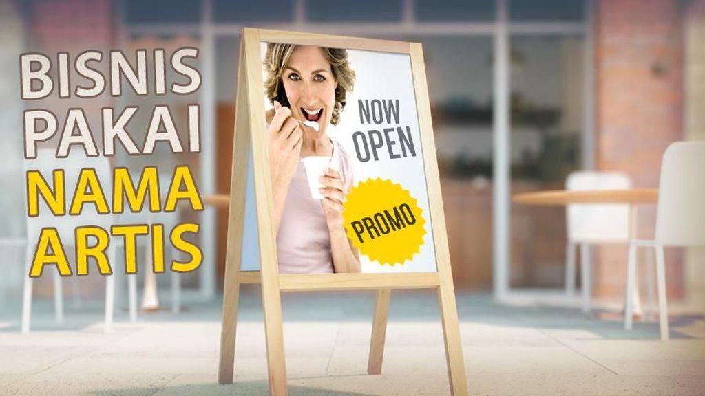 Bisnis dengan Embel-embel Nama Artis, Cara Berbisnis yang Tepat?