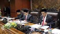 DPR Rapim Pilih Plt Ketua Malam Ini, Fahri: Kemungkinan Fadli Zon