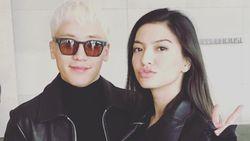 Nonton Konser BIGBANG, Raline Shah Ajak Ibunda Ketemu Seungri