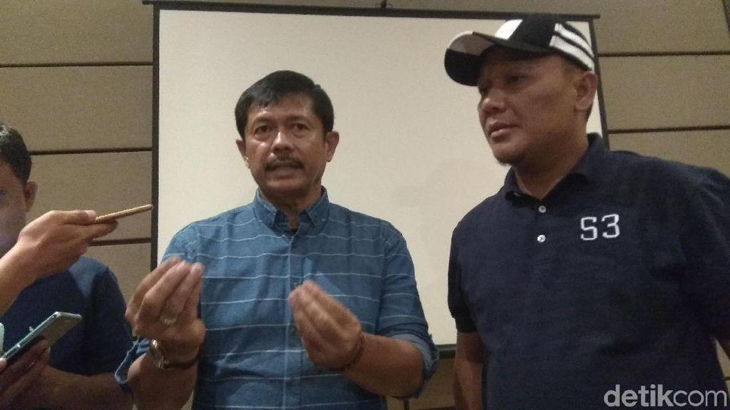Januari, Indra Sjafri Buka Akademi Sepakbola di Karawang