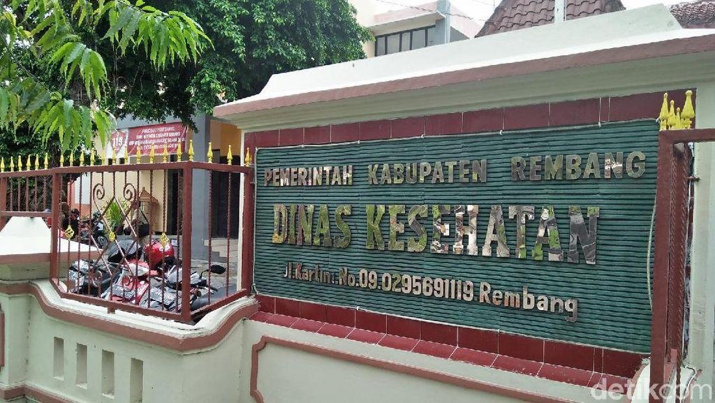 Meski Nihil, di Rembang Pernah Ada Warga Terkena Difteri
