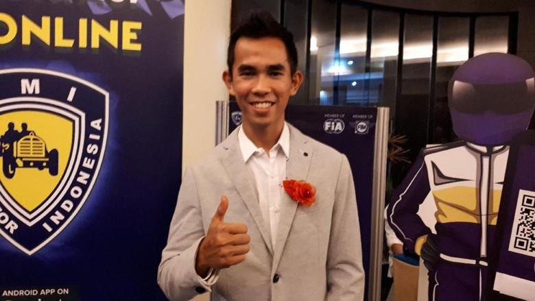Gerry Salim Puas dengan Pencapaiannya di 2017, Ungkap Target di Tahun Depan