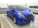 Honda Brio Harian yang Eye Catching