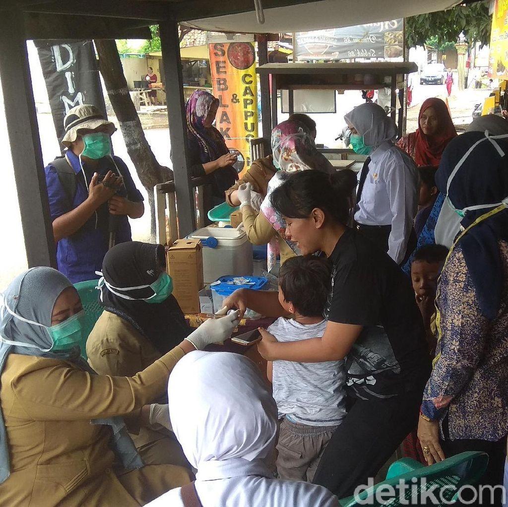 3 Juta Anak di Jabar Mendapatkan Imunisasi Difteri