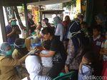 Waspada Difteri, Warga Karawang Larang Anak Berbagi Makanan
