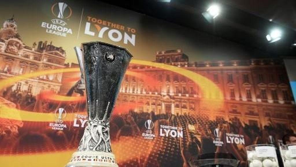 8 Tim dari 8 Negara di Perempatfinal Liga Europa
