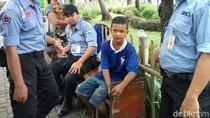 Wahyu Anak Asuh Brimob yang Hilang Ditemukan Jadi Pemulung
