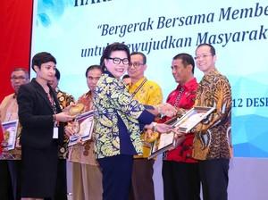 Bank bjb Raih Penghargaan BUMD Terbaik dari KPK