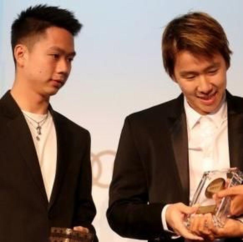 Kevin/Marcus Kenakan Blazer Hitam, Tai Tzu Ying Pilih Gaun Putih