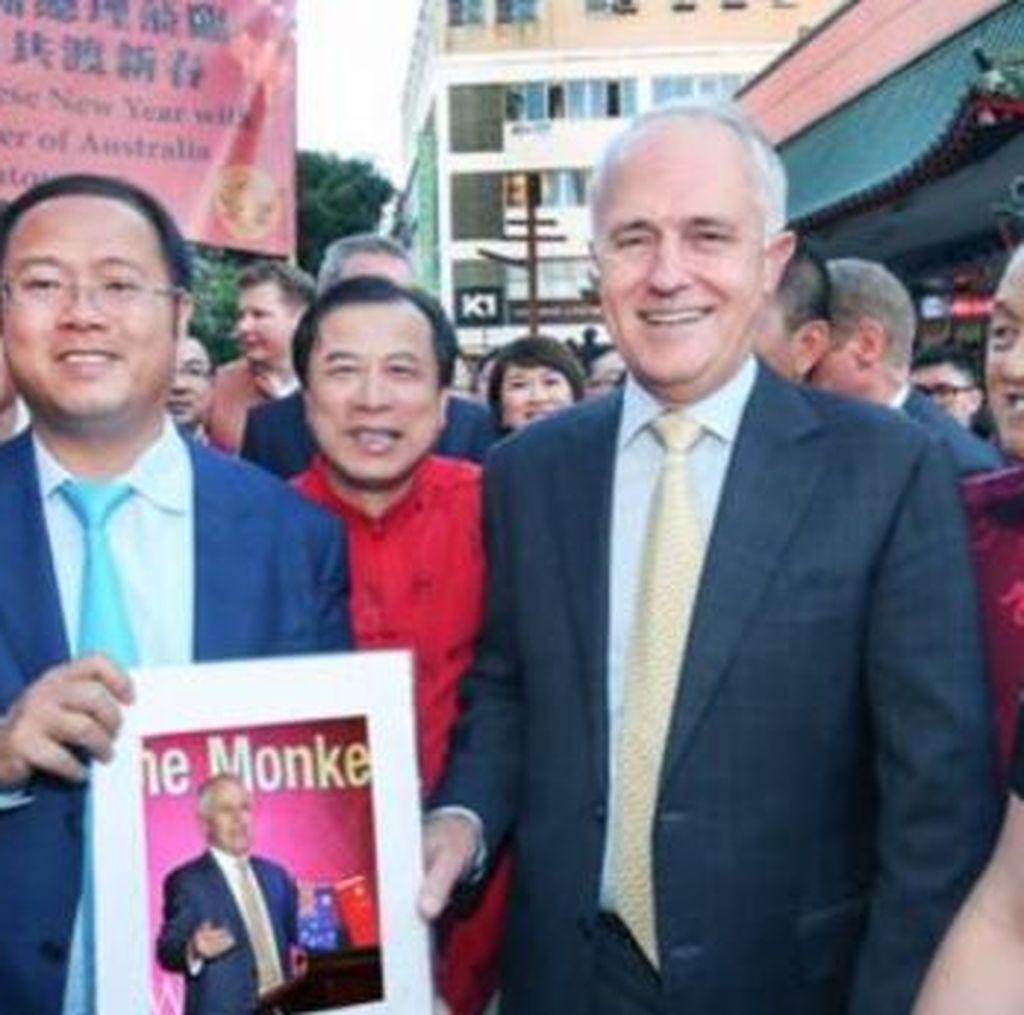 Donasi Politik Pengusaha China di Australia Terungkap