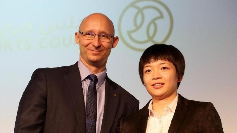 Chen Qingchen Tak Menyangka Jadi Pebulutangkis Terbaik Putri