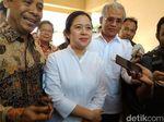 Menko Puan Pastikan Vaksin Untuk Imunisasi Difteri Mencukupi