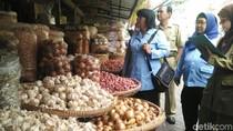 Jelang Libur Akhir Tahun, Harga Sembako di Sleman Naik