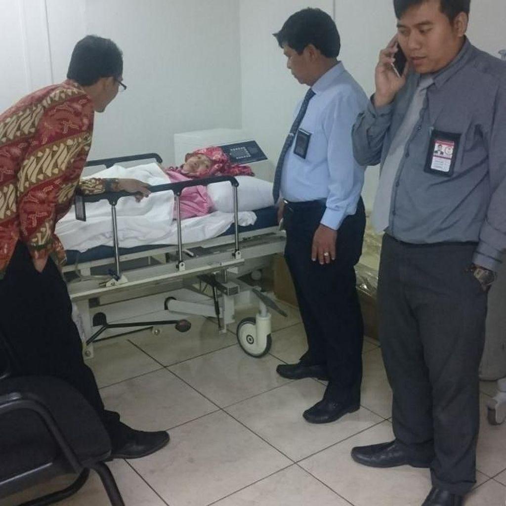 Pekerja Migran Indonesia di Mekkah Pengidap Stroke Dipulangkan