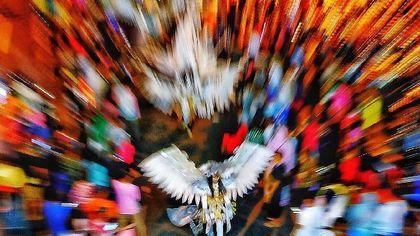 Kemeriahan Semarang Night Carnaval 2017