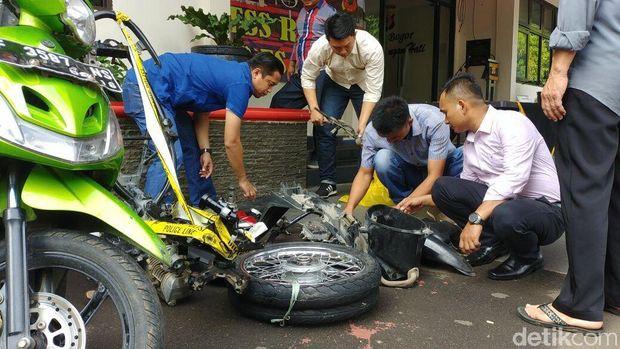 Pria Terpotong di Eks Stasiun Gunungputri Dibunuh, 4 Pelaku Dibekuk