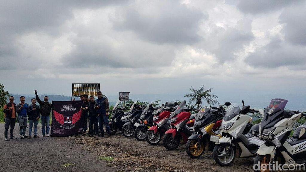 Komunitas Nmax Resmikan Korwil Tangerang