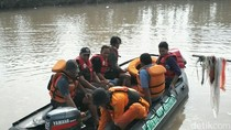 Basarnas Terjunkan Tim Cari Korban Kapal Tenggelam Diterjang Ombak