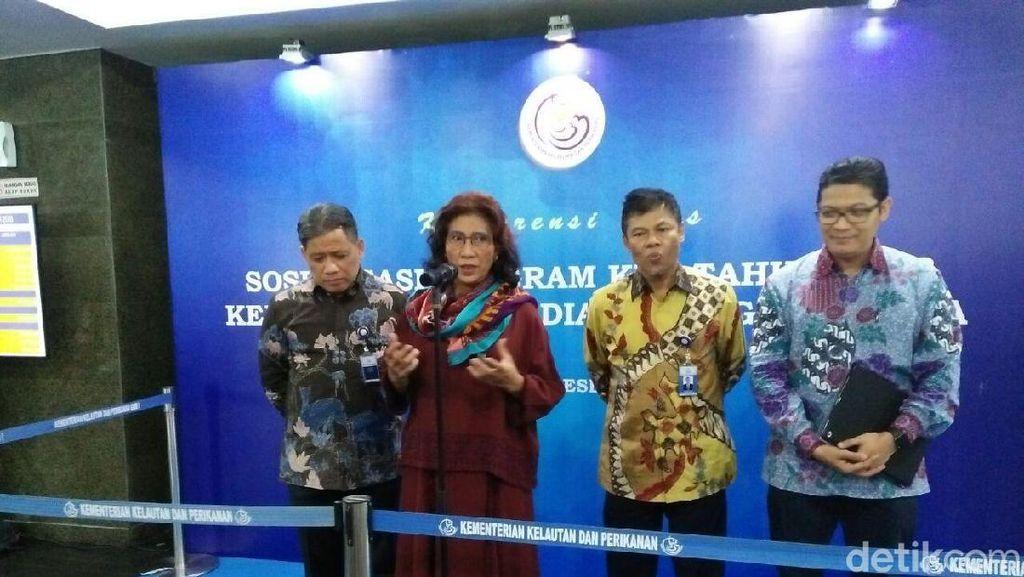 Susi ke Pejabat KKP: Jangan Ada Lagi Kata-kata Bersayap