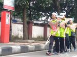 Ratusan Penyandang Disabilitas Tuna Netra Ikuti Rally Tongkat
