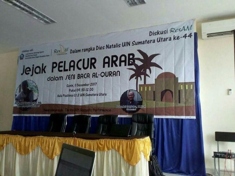 MUI Sesalkan Seminar Jejak Pelacur Arab dalam Seni Baca Alquran