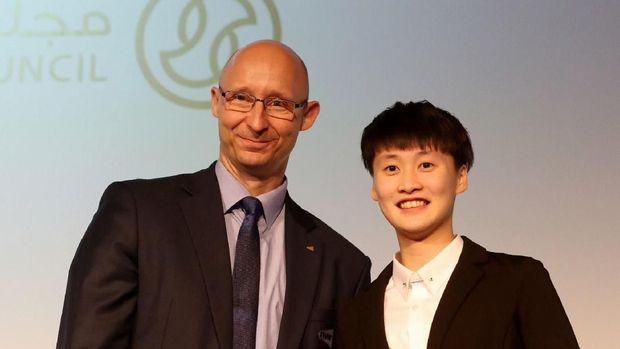 Permalink to Chen Qingchen Tak Menyangka Jadi Pebulutangkis Terbaik Putri