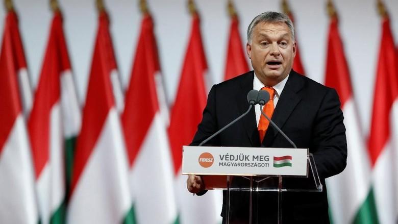 Tolak Hongaria Tak Akan Pindahkan - Hongaria terhadap pernyataan Presiden AS Donald Trump yang akan memindahkan kedutaan AS dari Tel Aviv ke Yerusalem terus