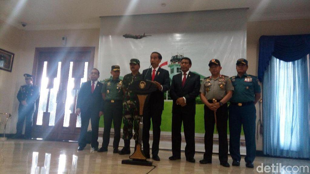Jokowi Bertolak ke Turki untuk Bahas Palestina di KTT OKI
