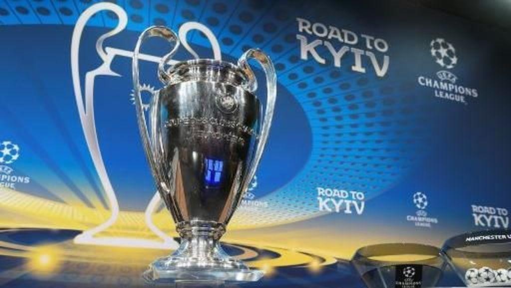 Inilah 8 Tim yang Lolos ke Perempatfinal Liga Champions