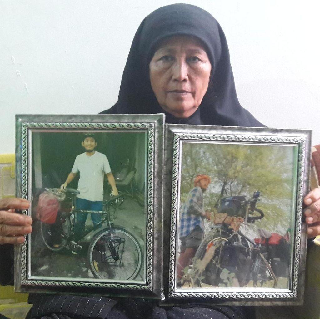 Cerita Ibu Soal Cita-cita Nafal Gowes Indonesia-Nepal Sejak SD