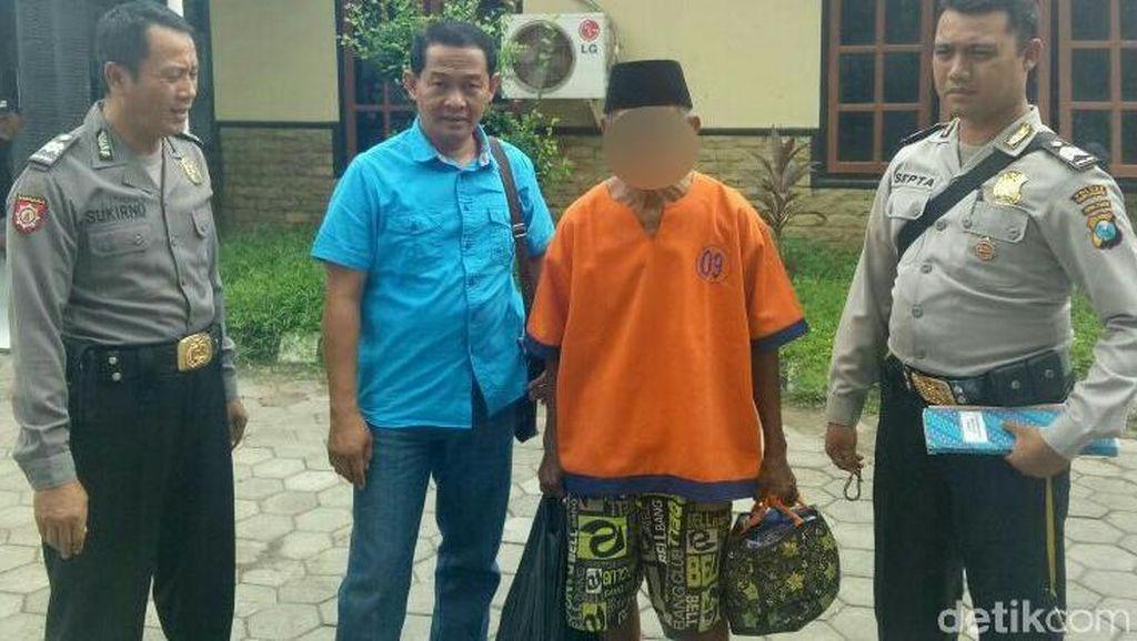 Duh... Seorang Kakek di Banyuwangi Perkosa Pelajar SD Hingga Hamil