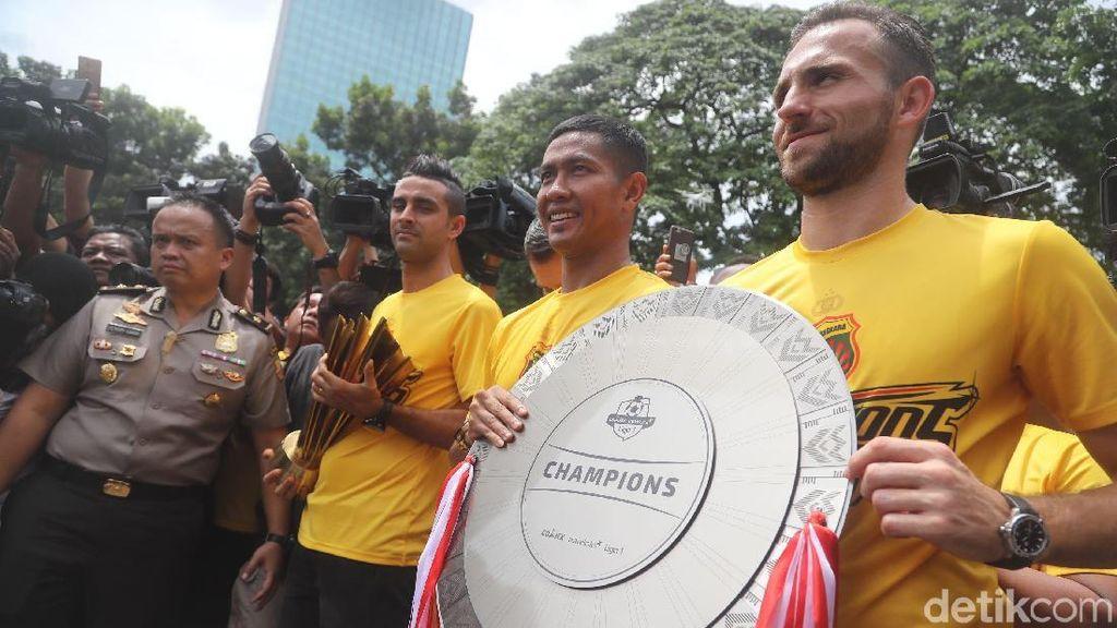 Spaso Tinggalkan Bhayangkara FC