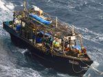 8 Jasad Membusuk Ditemukan di Kapal Hantu yang Hanyut ke Jepang