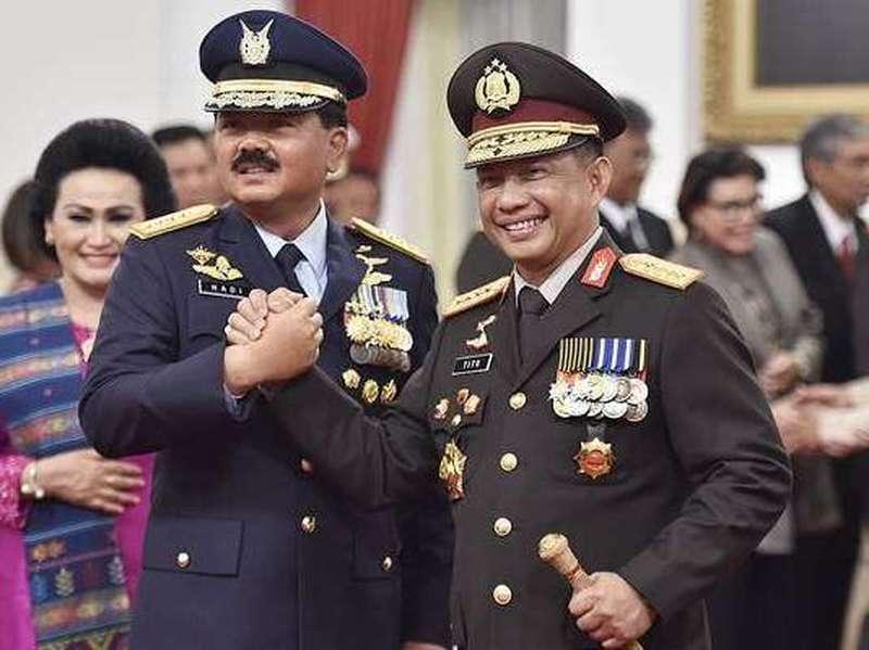 Panglima TNI-Kapolri Nilai Dakwah Ulama Penetral di Tahun Politik