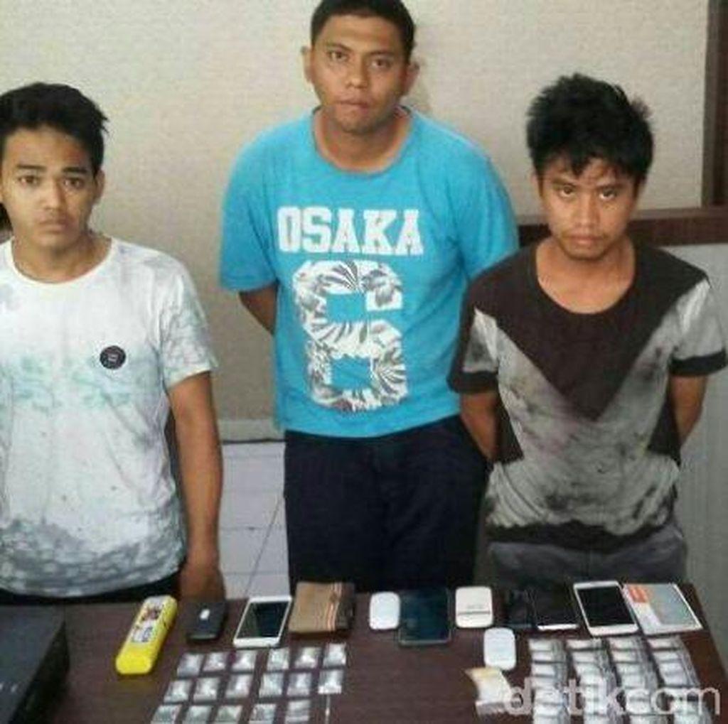 Jadi Pemodal Peredaran Sabu, Brigadir Awaluddin Ditangkap
