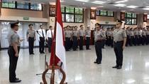 Kapolri Naikkan Pangkat 6 Perwira Tinggi dan 10 Perwira Menengah
