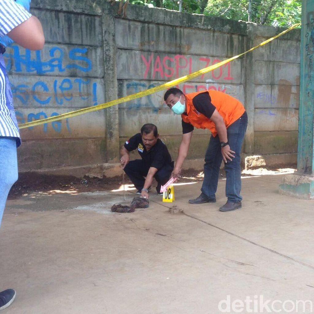 Pelaku Buang Jasad Pria ke Eks Stasiun Gunungputri Guna Hapus Jejak