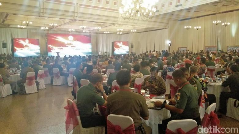 TNI Gelar Rapat soal Bangun Desa, Panglima Hadi Tak Hadir