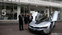 Diler Mobil Listrik BMW Hadir di Jakarta