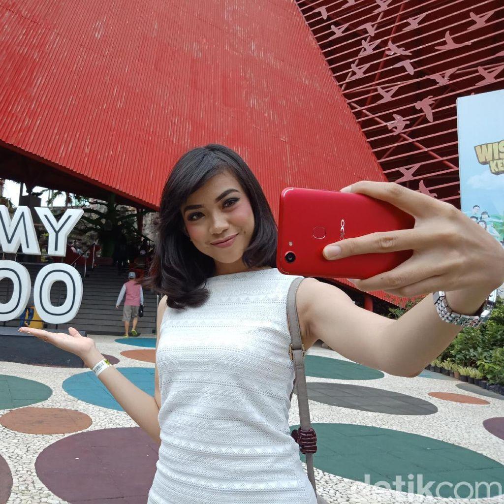 Kumpulan Selfie Cantik dengan Kamera AI