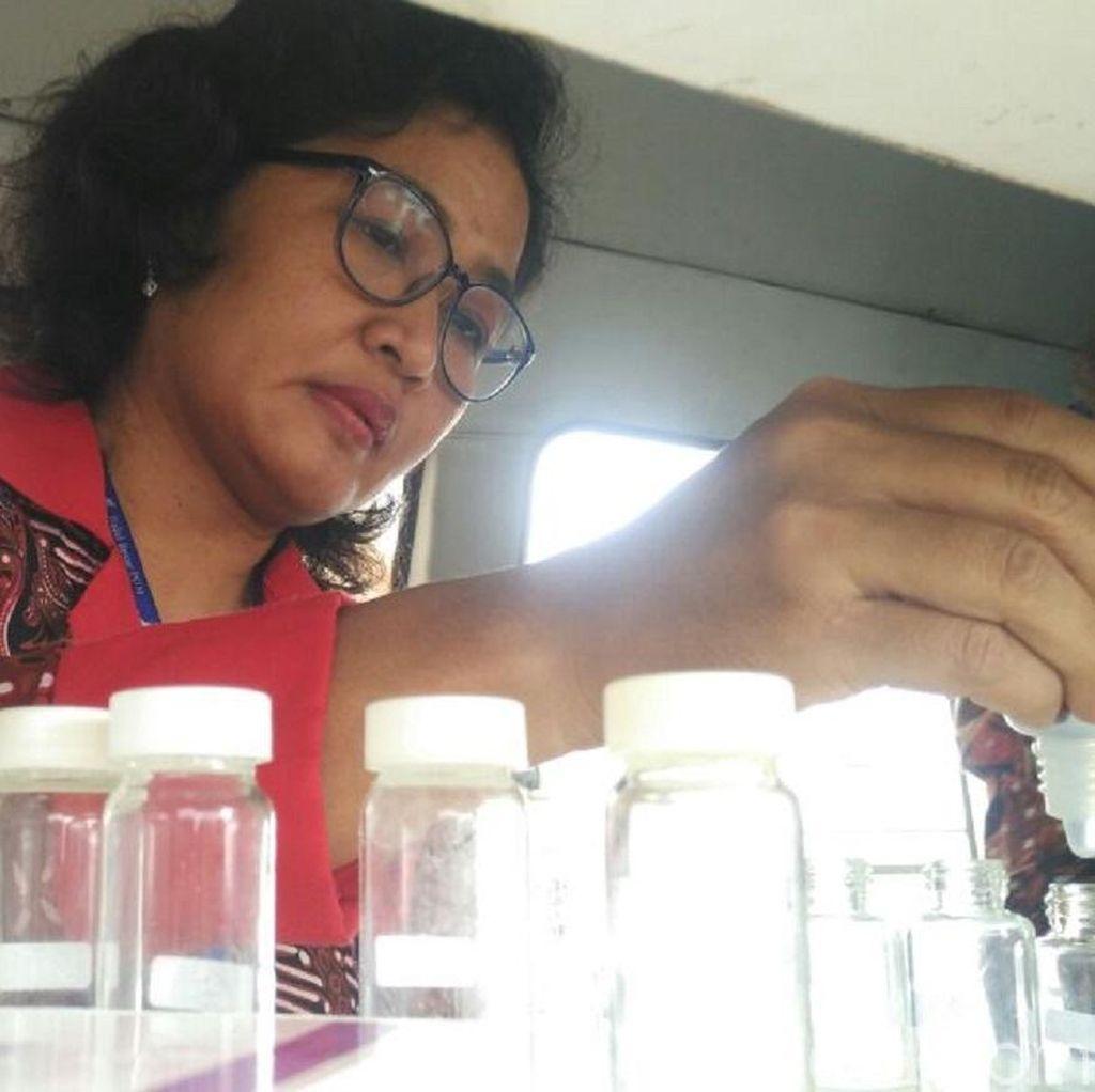 BPOM DIY Temukan Makanan Mengandung Formalin di Pasar Bantul