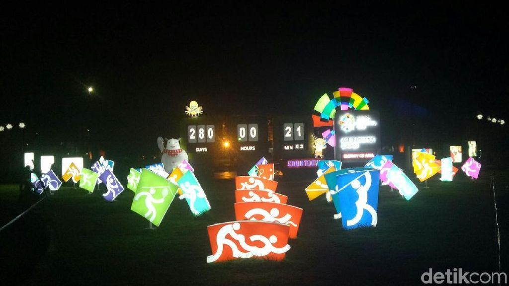 Pemkot Palembang dan Pemprov Sumsel Gencarkan Promosi Asian Games 2018