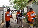 Rekonstruksi Pembacokan Caling di Ciputat, 20 Adegan Diperagakan