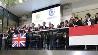 Komodo Bond Laris di London, Jokowi: Bukti Investor Percaya RI
