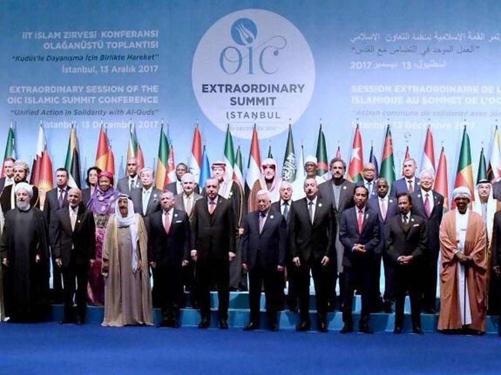 Negara-negara OKI Nyatakan Yerusalem Timur Ibu Kota Palestina