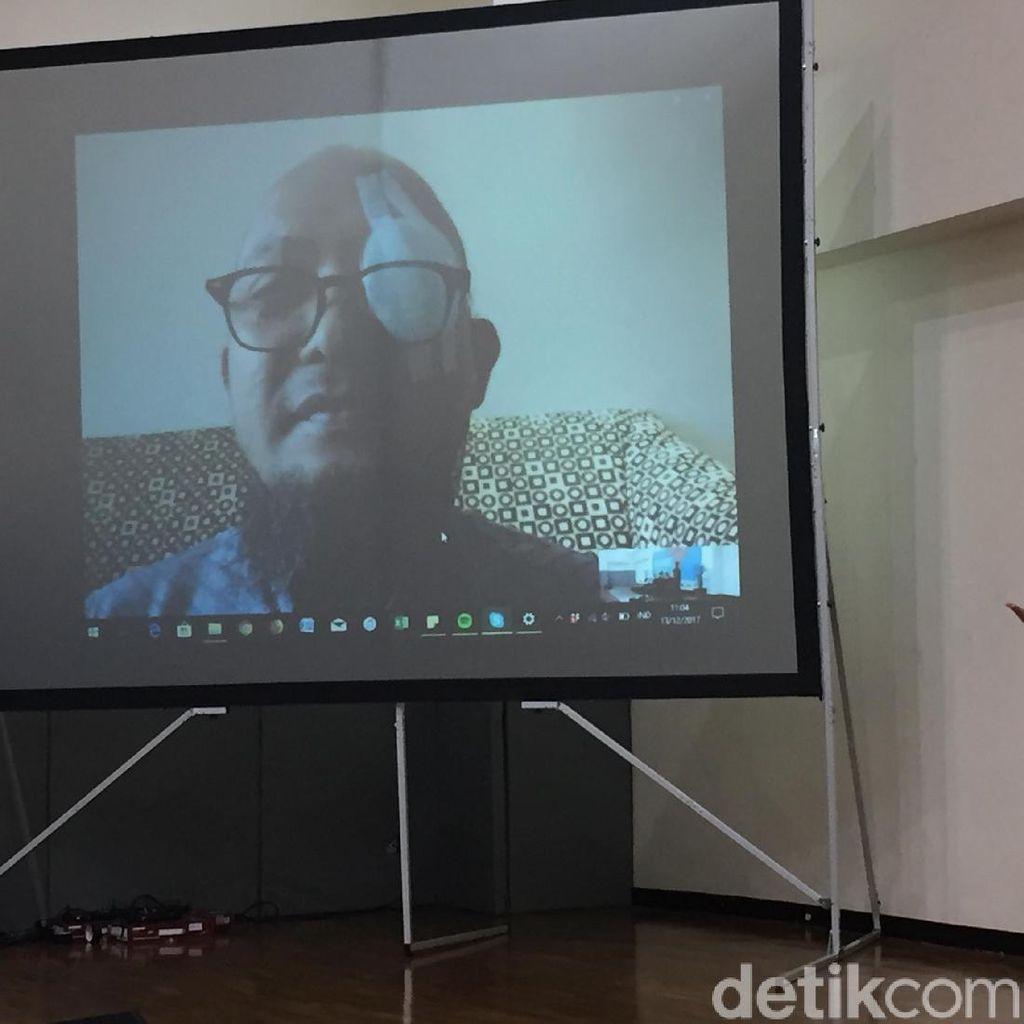 Novel di Singapura: Ungkap Sosok Jenderal Hingga Terus Dukung KPK
