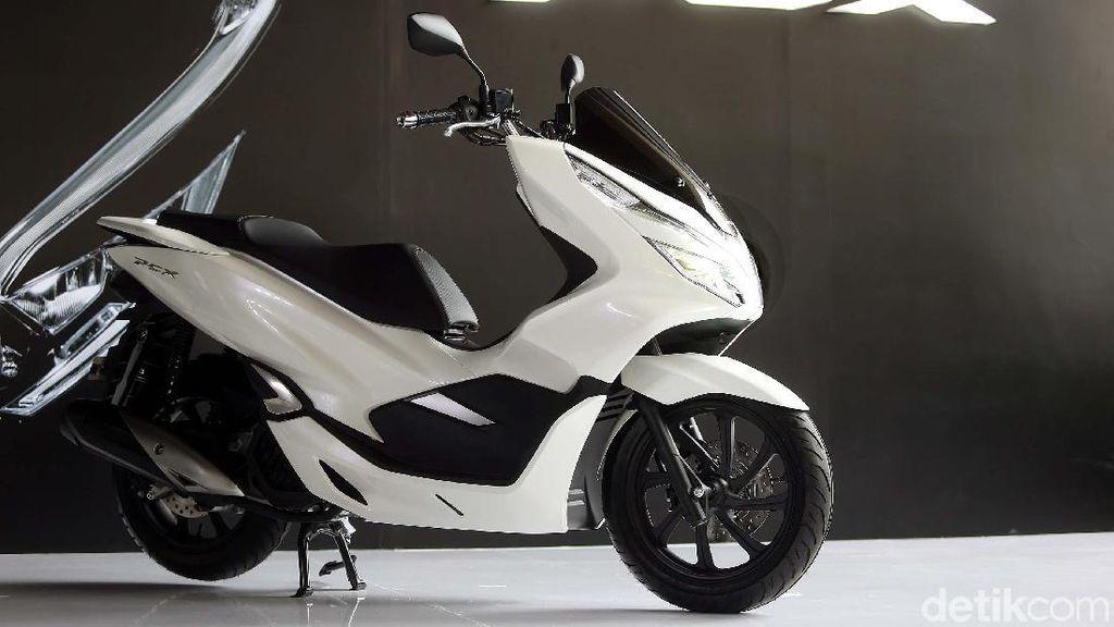 Honda PCX Produksi Indonesia Meluncur