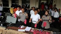 Begal Taksi Online di Kabupaten Bandung Kena Libas Lodaya