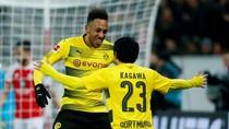 Dortmund Kalahkan Mainz 2-0