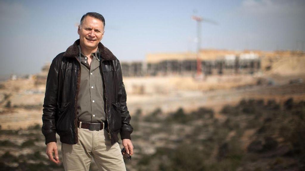 Bashar Masri, Melawan Israel dengan Megaproyek Rawabi